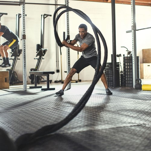 SKLZ Training Battle Rope Pro 12 Meter