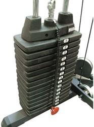 Body-Solid Functional Training Center 22,5kg Extra Gewicht Upgrade