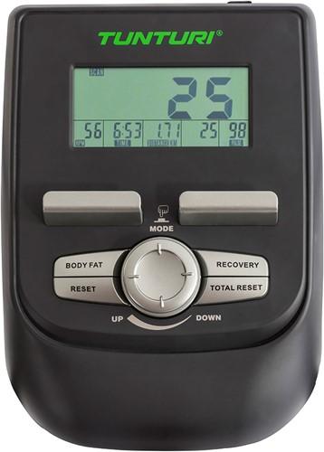 Tunturi Competence C25-F Crosstrainer display