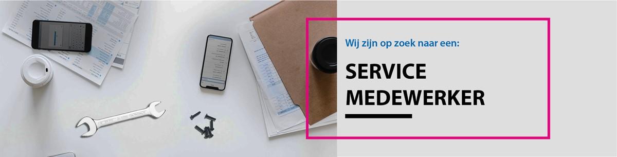 Medewerker Service en Montage