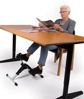 VirtuFit V2 opklapbare stoelfiets gebruik 6