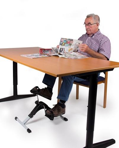 VirtuFit V2 opklapbare stoelfiets gebruik 7
