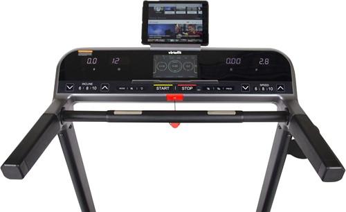 VirtuFit TR-500i Loopband met tablet