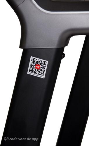 VirtuFit TR-500i Loopband QR code