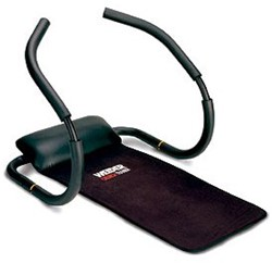 Weider Crunch Trainer Met Fitness DVD