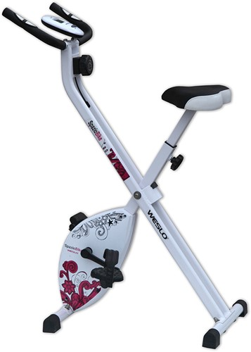 Weslo S Folding Bike Hometrainer - Gratis trainingsschema-2