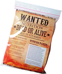 Wanted Nutrition Dead or Alive
