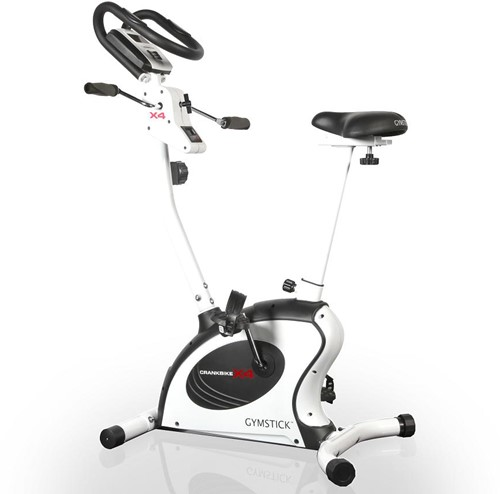Gymstick Hometrainer & Mini-bike in 1