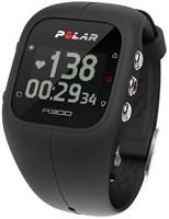 Polar A300 HR Sportwatch Black-1
