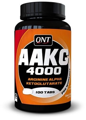 QNT - AAKG 4000 - 100 Tabletten