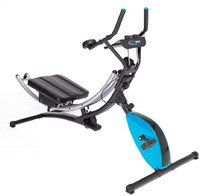 Ab Bike Buikspiertrainer - Hometrainer-2