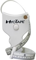 Accu-Measure Fitness Myotape Body Mass Tape Measure-1