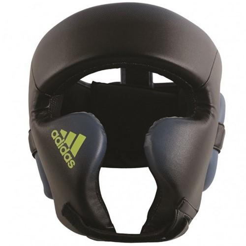 Adidas Speed Hoofdbeschermer - Zwart/Geel