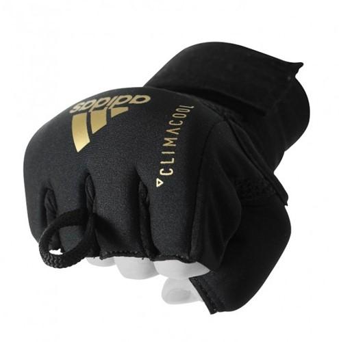 Adidas Quick Wrap Mexican Binnenhandschoenen -  Zwart/Goud