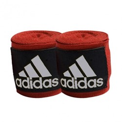 Adidas Bandages 255 cm rood - Verpakking beschadigd