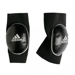 Adidas Knie Beschermers Zwart