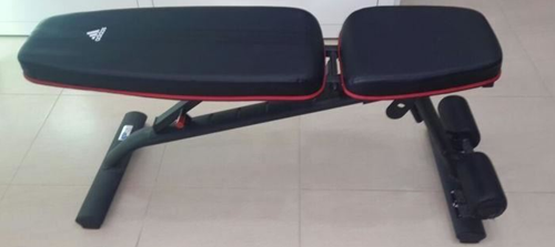 Adidas Utility Bench Trainingsbank / Fitnessbank-3