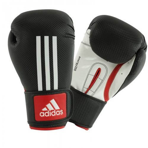 Adidas Energy 200 (Kick)Bokshandschoenen Zwart-Rood-Wit