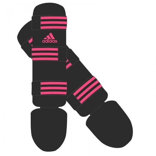 Adidas Scheenbeschermer Good Zwart Roze
