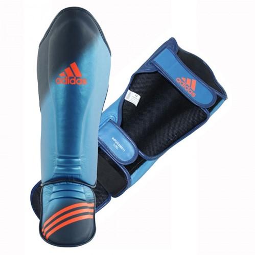 Adidas Speed Grappling Shin-n-Step Blauw