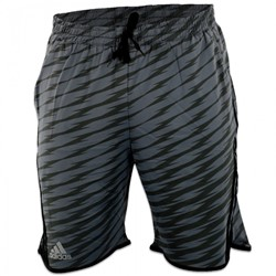 Adidas Training MMA Short Grijs Beluga