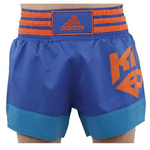 Adidas Kickboxing Short Blauw