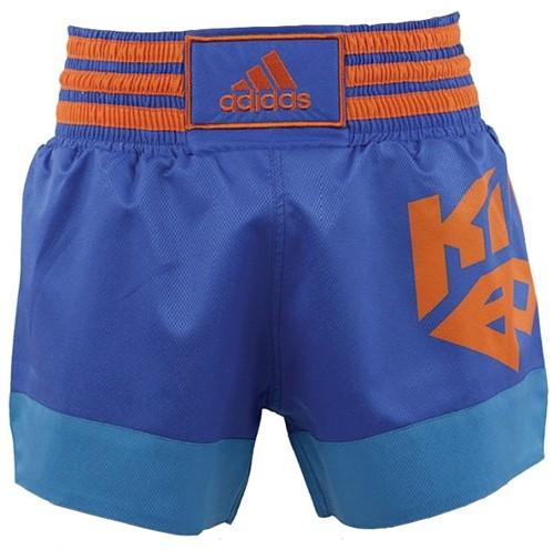 Adidas Kickboxing Short - Blauw