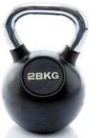 Kettlebell 28 kg rubber-1