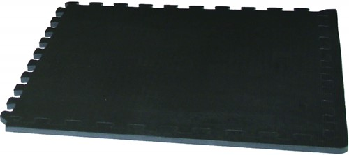 Tunturi Vloerbeschermmat - 4-delig - 120 x 120 cm