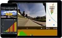 VirtuFit iConsole HTR 2.1 Ergometer Hometrainer - Inclusief Gratis Training DVD - Kinomap 1
