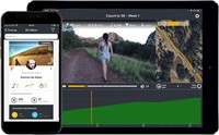 VirtuFit iConsole HTR 2.1 Ergometer Hometrainer - Inclusief Gratis Training DVD - Kinomap 2