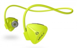 Avanca D1 Bluetooth Headset - Neon Yellow