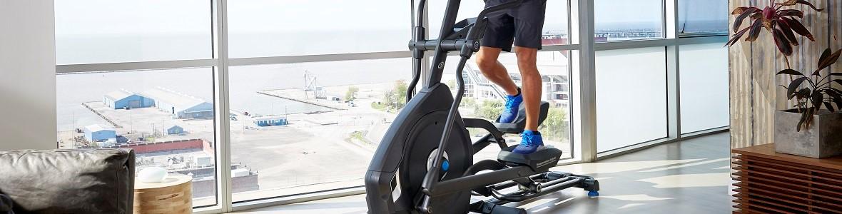 Nautilus 628 reeks is perfect voor iedere soort fitnessruimte