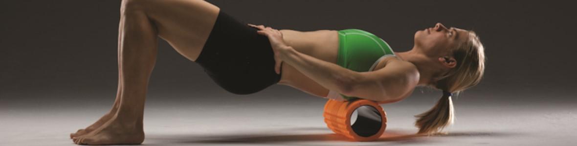 Hoe gebruik je een foam roller?