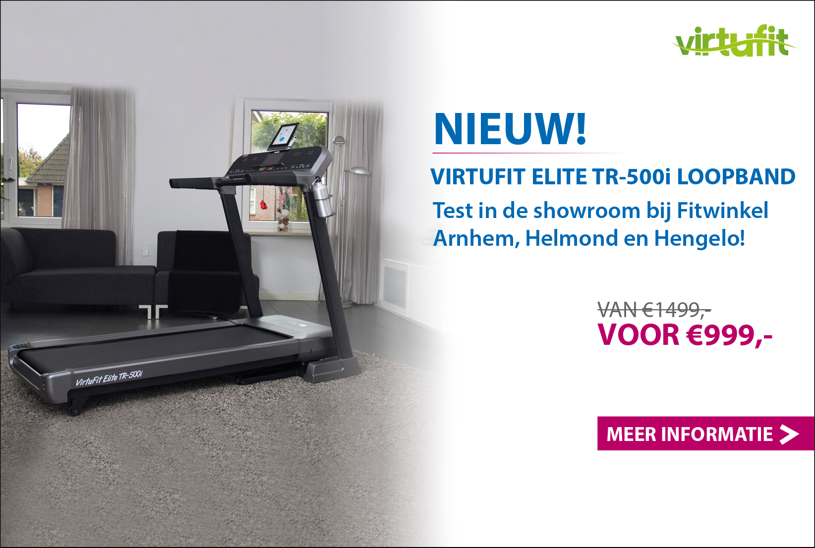 PC / TABLET Fitwinkel - Home - Mainbanner