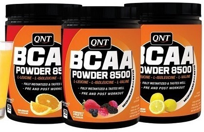 QNT BCAA Poeder 8500 - 350 gram