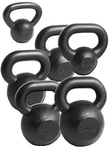 Body-Solid Premium Kettlebells Iron - 20 kg-2