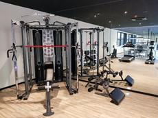 Personal Training Studio Inrichten-207