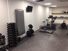 Personal Training Studio Inrichten-212