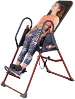 Body-Solid (Best Fitness) Inversion Table - Rood