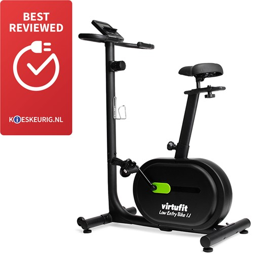 VirtuFit Low Entry Bike 1.1 Hometrainer - Gratis trainingsschema