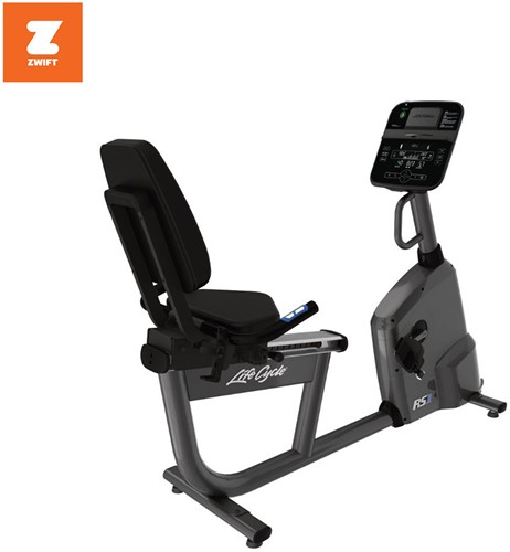 Life Fitness RS1 Track Connect Ligfiets - Gratis montage