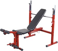 Body-Solid (Best Fitness) Olympic Bench Halterbank