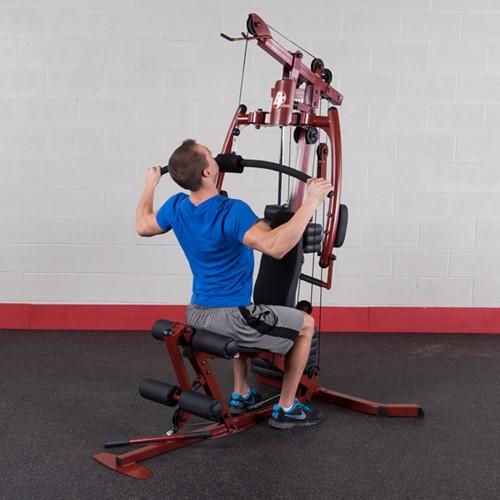 Body - Solid Sportsmans Gym - Rood