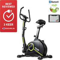 VirtuFit iConsole HTR 2.1 Ergometer Hometrainer - Inclusief Gratis Training DVD en trainingsschema-1