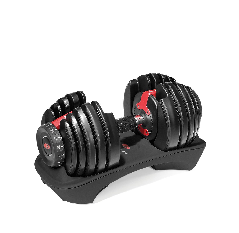 Bowflex SelectTech Dumbbell 552i - 23,8 kg - Verstelbaar - Inclusief gratis DVD
