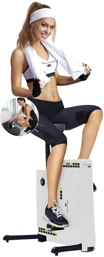 BH Fitness Kube Deskbike Hometrainer