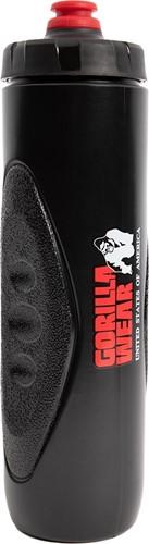Gorilla Wear Grip Sport Bidon - 750 ml - Zwart