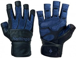 Harbinger BioForm WristWrap - Black/Blue
