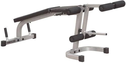 Body-Solid Leg Extension & Curl Machine PLCE165X